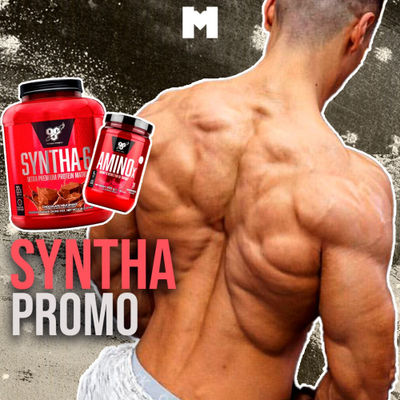 Syntha promo - 1 pack