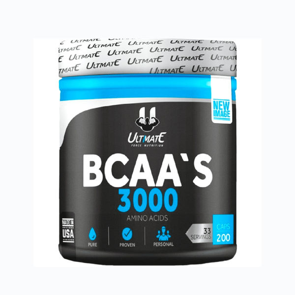Bcaa`s 3000