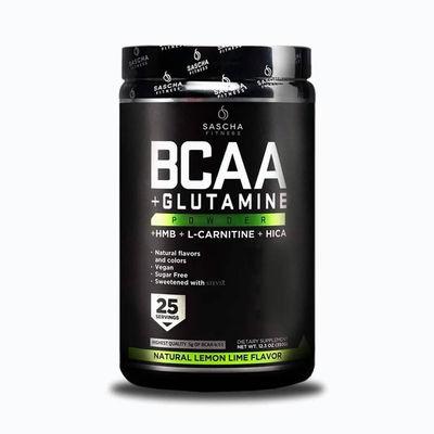 Bcaa + glutamine - 25 serv