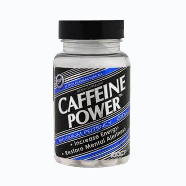 Caffeine power