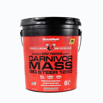 Carnivor mass - 15 lb