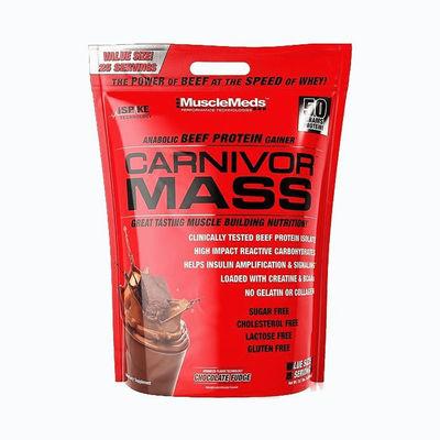 Carnivor mass - 10 lb
