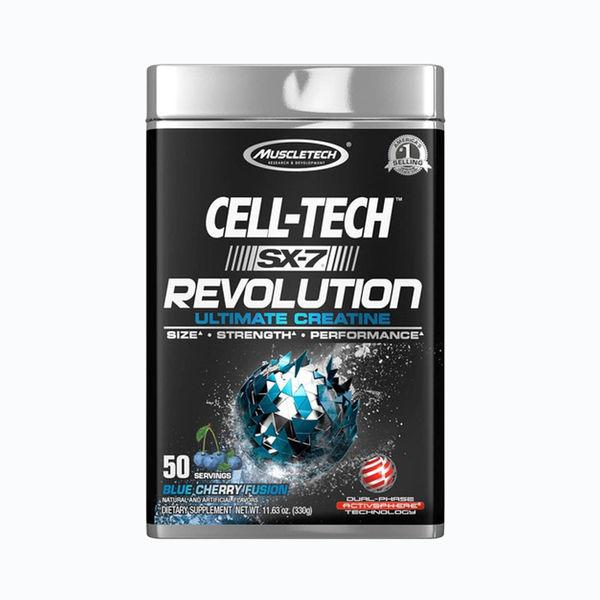 Cell-tech sx-7 revolution