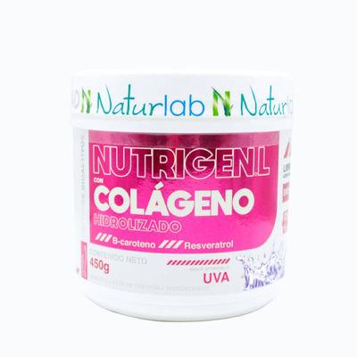Colageno hydrolizado nutrigen l. - 450 grm