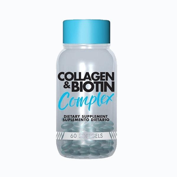 Collagen & biotin complex