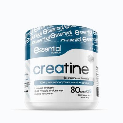 Creatina monohidratada - 400 grms
