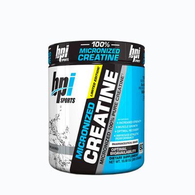 Micronized creatine - 600 grms