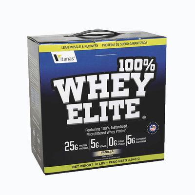 100% whey elite - 10 lb