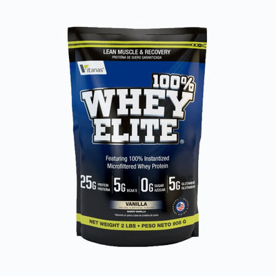 100% whey elite - 2 lb