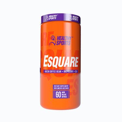 Esquare - 60 capsulas