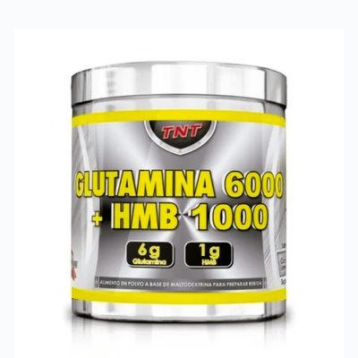 Glutamina 6000 + hmb 1000 - 45 servicios