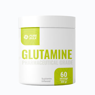 Glutamine pure bulk - 300 grms