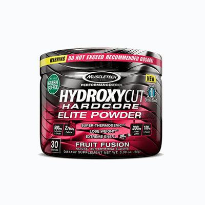 Hydroxycut hardcore elite - 30 servicios