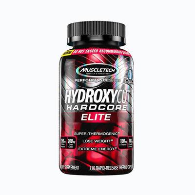 Hydroxycut hardcore elite - 110 capsulas
