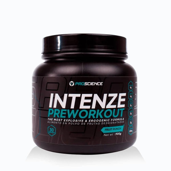 Intenze preworkout