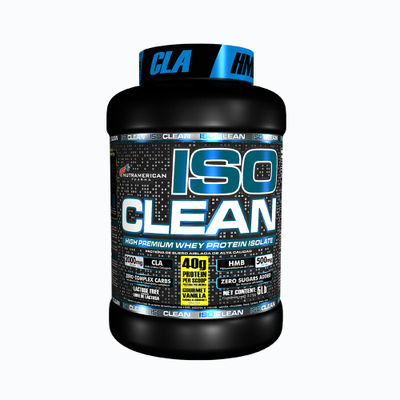 Iso clean - 5 lb