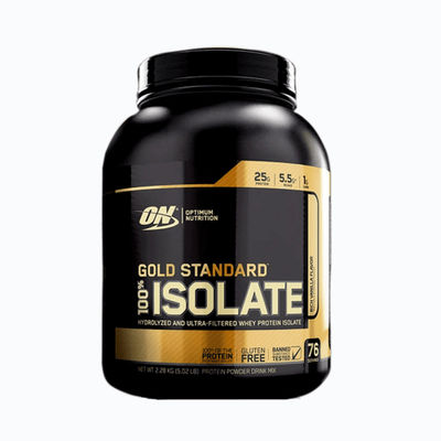 Isolate gold standard - 5 lb