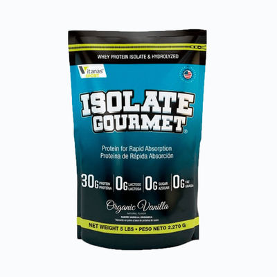 Isolate gourmet - 5 lb