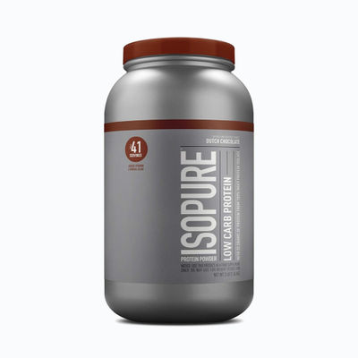 Isopure low carb - 3 lb