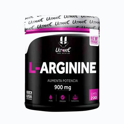 L-arginine - 200 capsulas