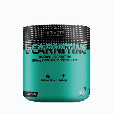 L-carnitine ultimate - 60 capsulas