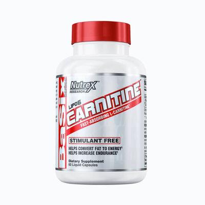 Lipo 6 carnitine - 60 capsulas