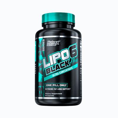 Lipo 6 black hers ultra - 60 capsulas