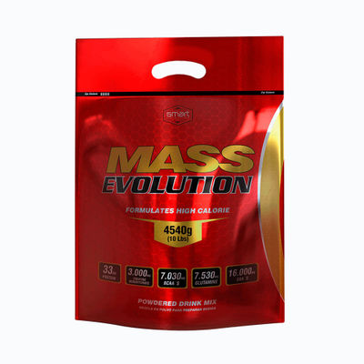 Mass evolution - 10 lb