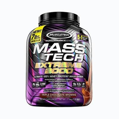 Mass tech extreme 2000 - 7 lb