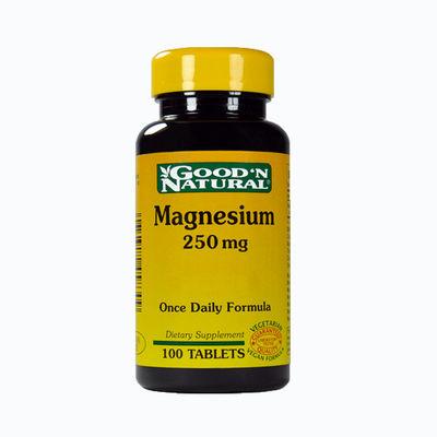 Magnesium 250mg - 100 tabletas