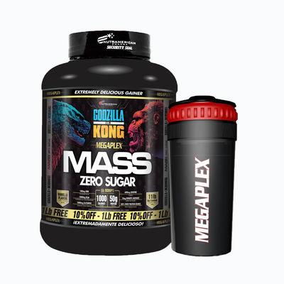 Megaplex mass + gratis shaker - 1 pack