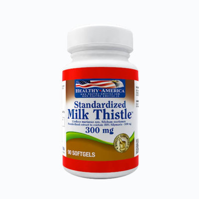 Milk thistle - 90 softgel