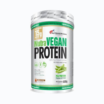 Nutra vegan protein - 400 grms
