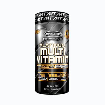 Platinum multivitamin - 90 capsulas
