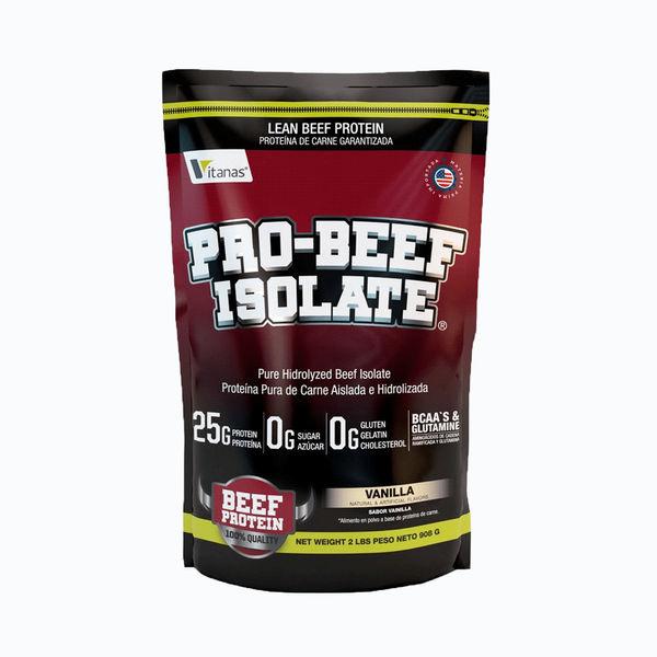 Pro beef isolate