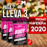 Combo 3x2 boddy ripped