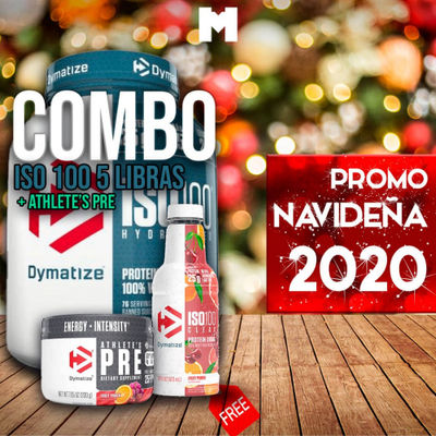 Combo dymatize - 1 pack