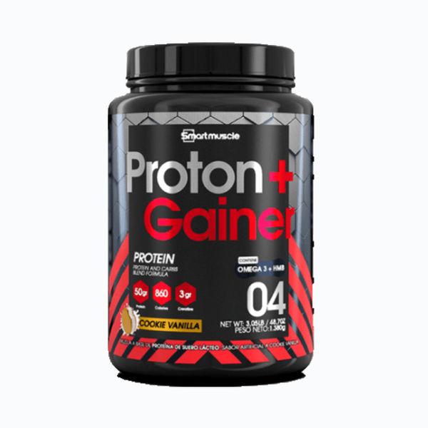 Proton + gainer