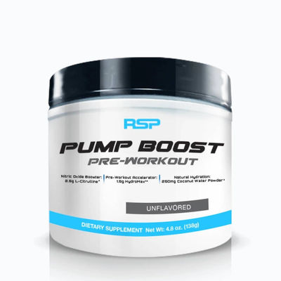 Pump boost - 30 servicios