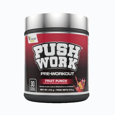 Push work - 30 servicios
