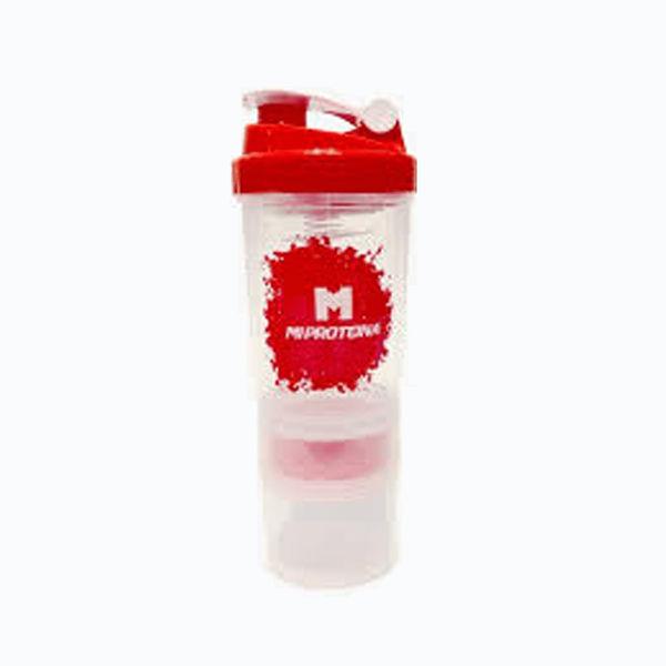 Shaker miproteina transparente