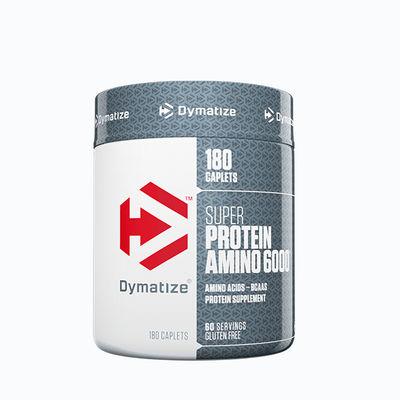 Super protein amino 6000 - 180 capsulas