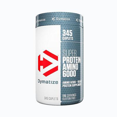 Super protein amino 6000 - 345 tabletas