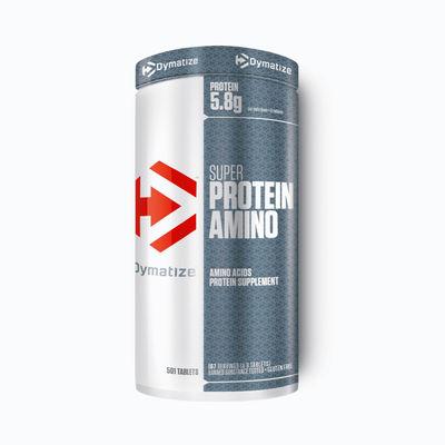 Super protein amino 6000 - 500 tabletas
