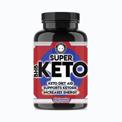 Super keto - 60 capsulas