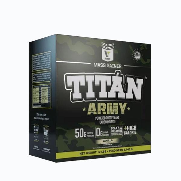 Titán army