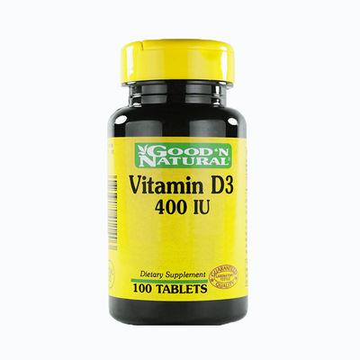 Vitamina d3 400 iu - 100 tabletas