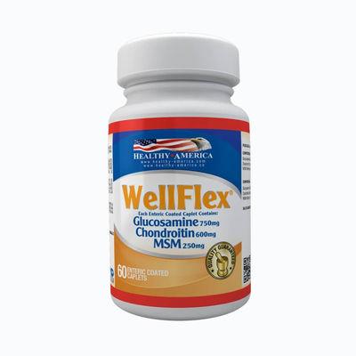 Wellflex - 60 capsulas