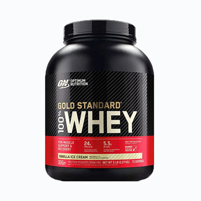 100% whey gold standard - 5 lb
