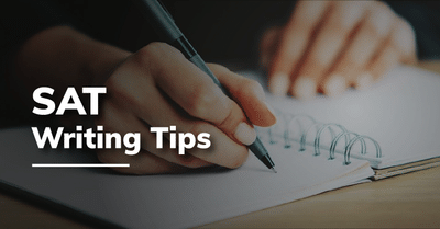 SAT: Writing Tips